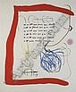 [MIRÓ] -- PRÉVERT, Jacques (1900-1977).  Adonides . [Paris:] Maeght, [1975]., Jacques Prévert, Click for value
