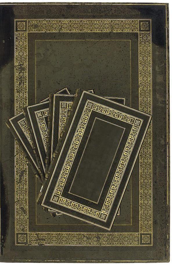 CAILLIAUD, Frédéric (1787-1869).  Voyage à Méroé, au Fleuve Blanc . Paris: Imprimerie Royale, 1823-1827.