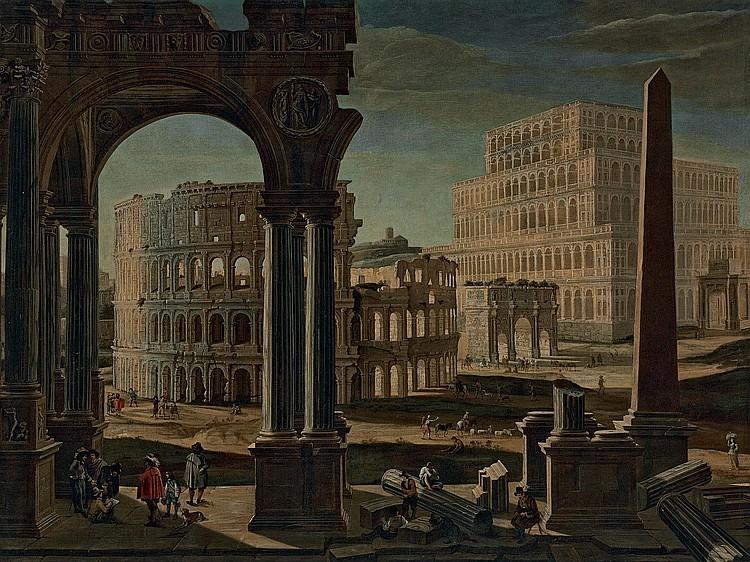 Filippo Gagliardi (Rome c.1606-1659)
