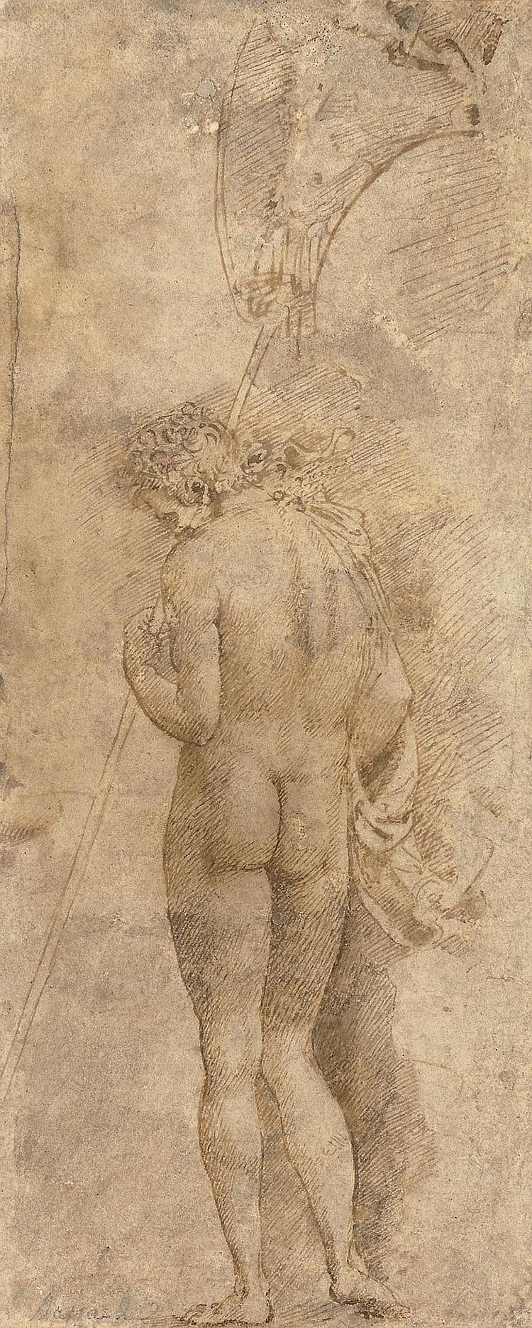 Marcantonio Raimondi (Argius 1480- circa  1530 Bologna)