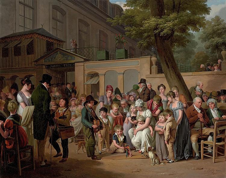 Louis Léopold Boilly (La Bassée 1761-1845 Paris)
