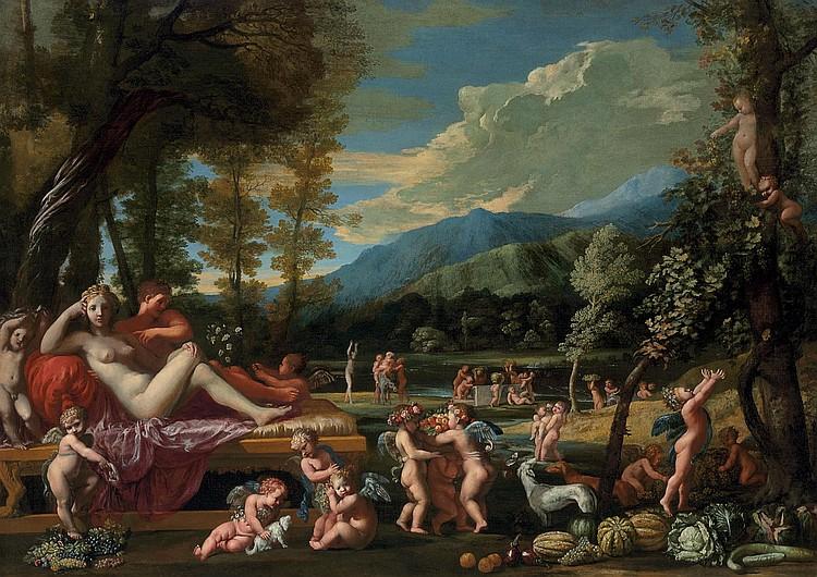 Attributed to Pietro Testa (Lucca 1612-1650 Rome)