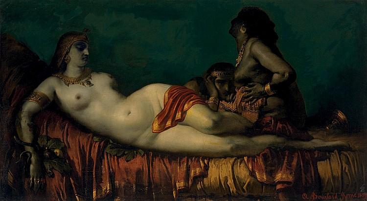 Antoine Bourlard (Mons 1826-1899)