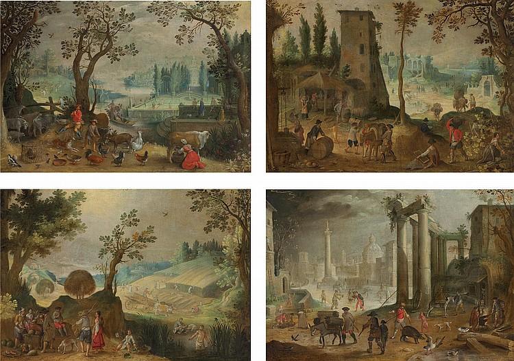 Sebastian Vrancx (Antwerp 1573-1647)