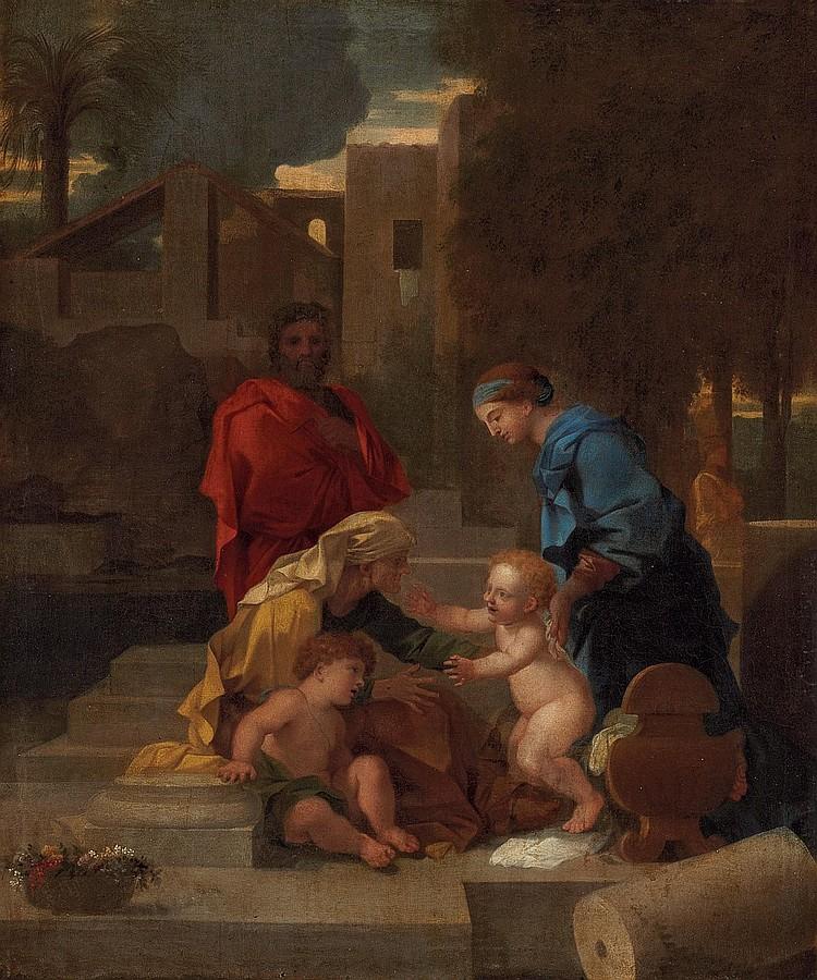 Sebastien Bourdon (Montpellier 1616-1671 Paris)