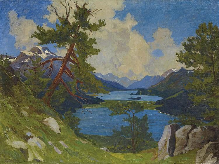 WALTER BOLLIER (1878-1979)