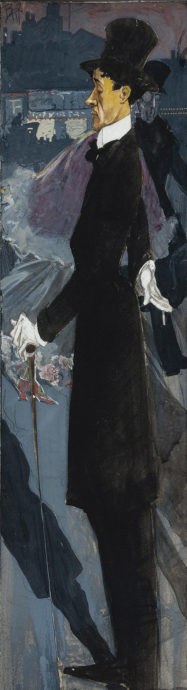 Bert Thomas (1883-1966)
