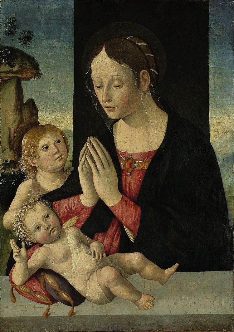 Marco Palmezzano (Forlì c. 1459/63-before 1539)