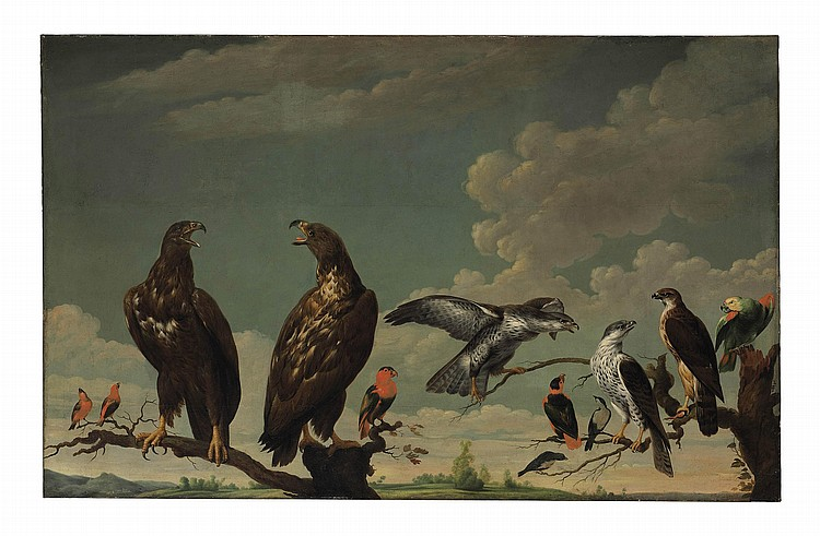 Paul de Vos (Hulst 1591/2-1678 Antwerp)
