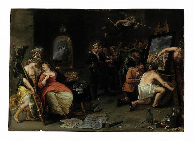 Simon de Vos (Antwerp 1603-1676)