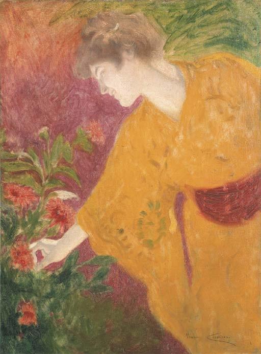 MAURICE CHABAS (1862-1947)
