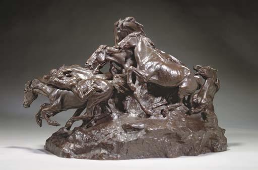 Gutzon Borglum (1867-1941)