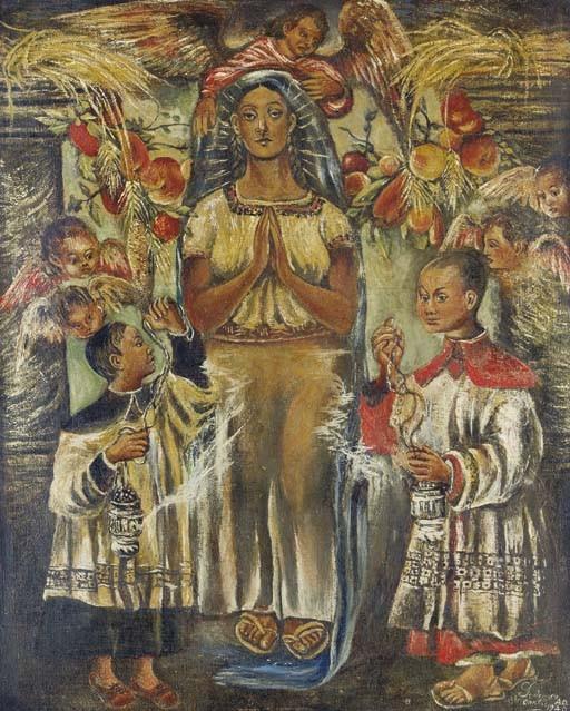 Federico Cantu (Mexican 1908-1989)