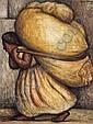 Diego Rivera (Mexican 1886-1957), Diego Rivera, Click for value