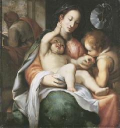 Giovanni Battista Paggi (Genoa 1554-1627)