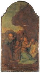 Polidoro Caldara, called Polidoro da Caravaggio (Caravaggio c. 1500-1535 Messina)