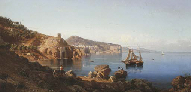 Alessandro La Volpe (Italian, 1820-1887)