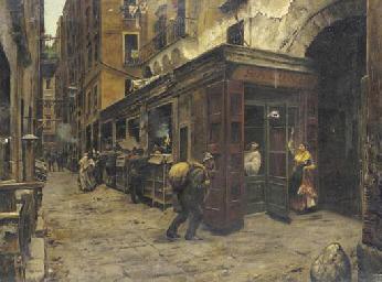 Vincenzo Migliaro (Italian, 1859-1938)