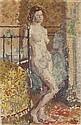 Spencer Frederick Gore (1878-1914) , Spencer Gore, Click for value
