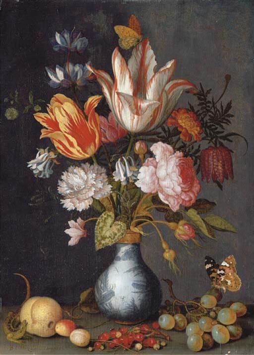 Balthasar van der Ast (Middelburg c. 1593/4-1657 Delft)
