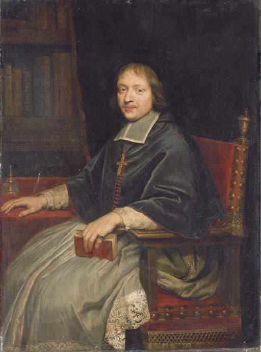 Pierre Mignard I (Troyes 1612-1695 Paris)