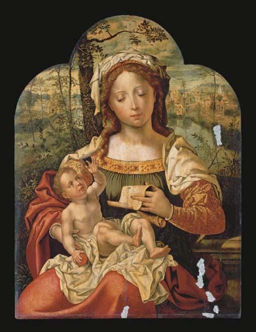 Pieter Coecke van Aelst I (Aelst 1502-1550 Brussels)