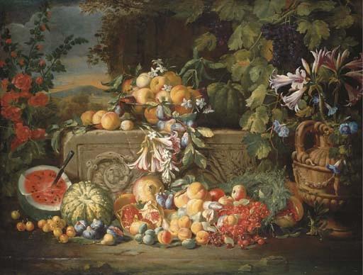 Abraham Brueghel (Antwerp 1631-1697 Naples)
