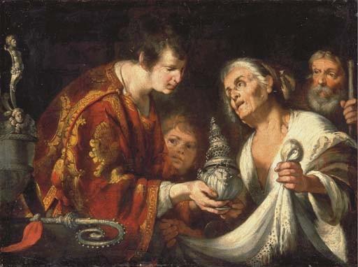 Bernardo Strozzi (Genoa 1581-1644 Venice)