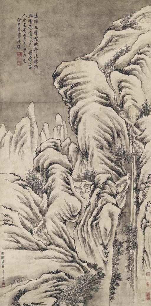 DONG BANGDA (1696-1769)