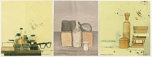The reality of G.Morandi