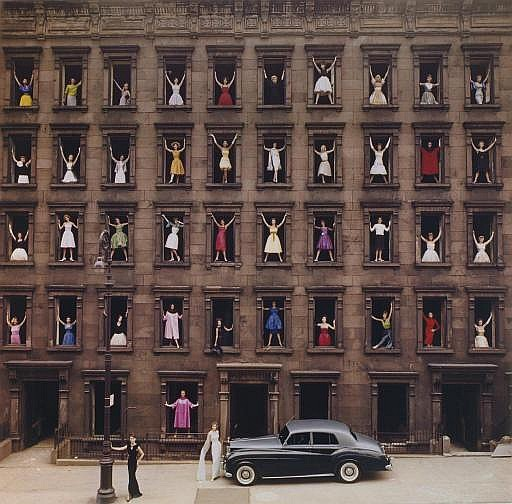 Models in Windows, 1960