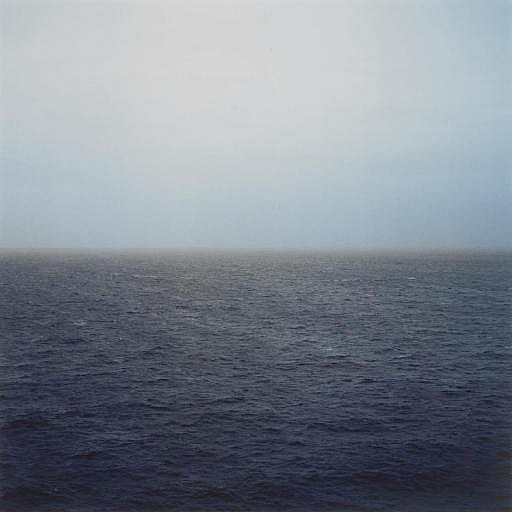 Sections of England: The Sea Horizon, Number 22, 1976-77, printed 1997
