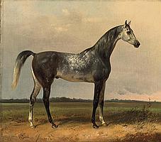 Alois Bach (Eschlkam ander Cham 1809-1893 Munich)