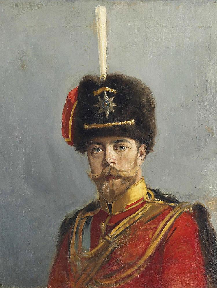 Alexander Makovsky (1869-1924)