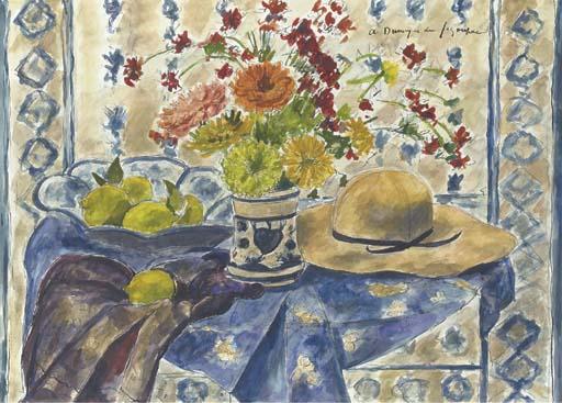 Andre Dunoyer de Segonzac (1884-1974)