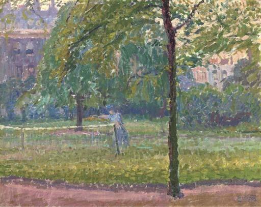 Spencer Frederick Gore (1878-1914)