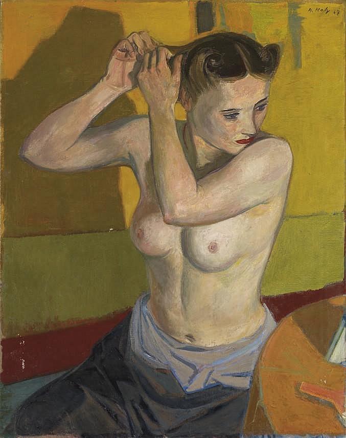 ADRIEN HOLY (1898-1978)