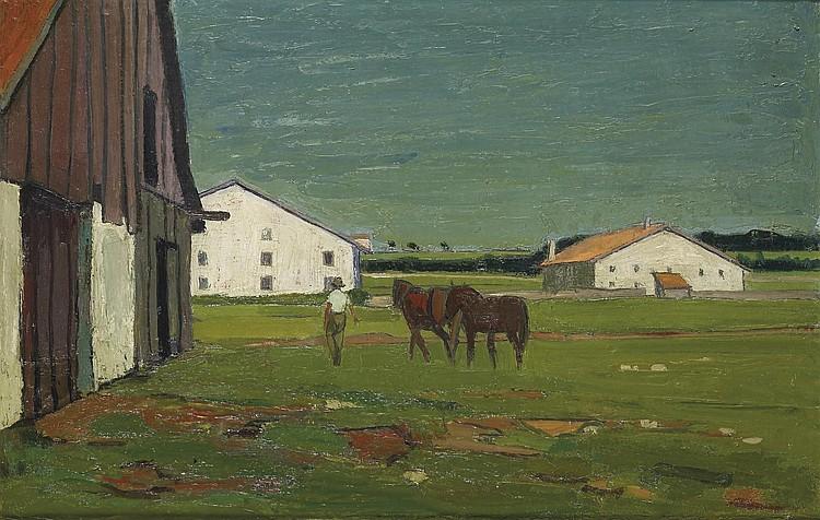 ALBERT SCHNYDER (1898-1989)