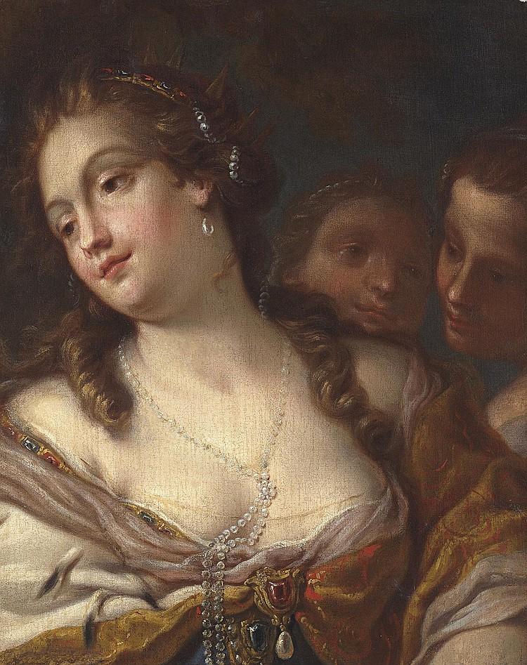 Attributed to Antonio Molinari Venice 1655-1704