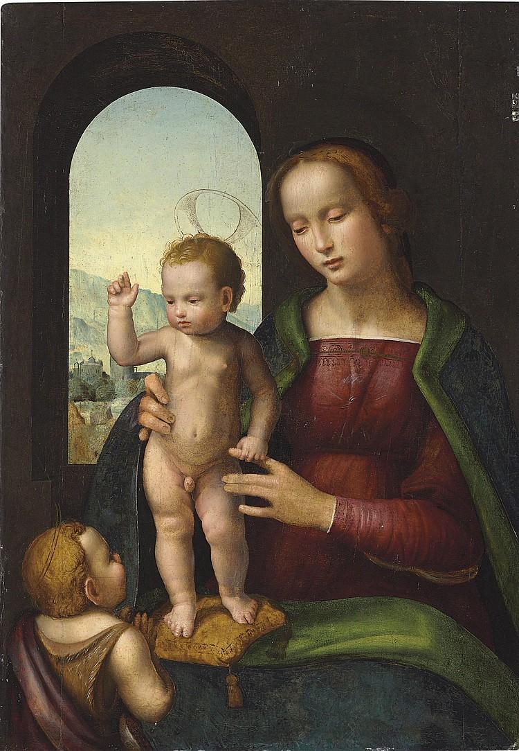 Ridolfo Ghirlandaio Florence 1483-1561