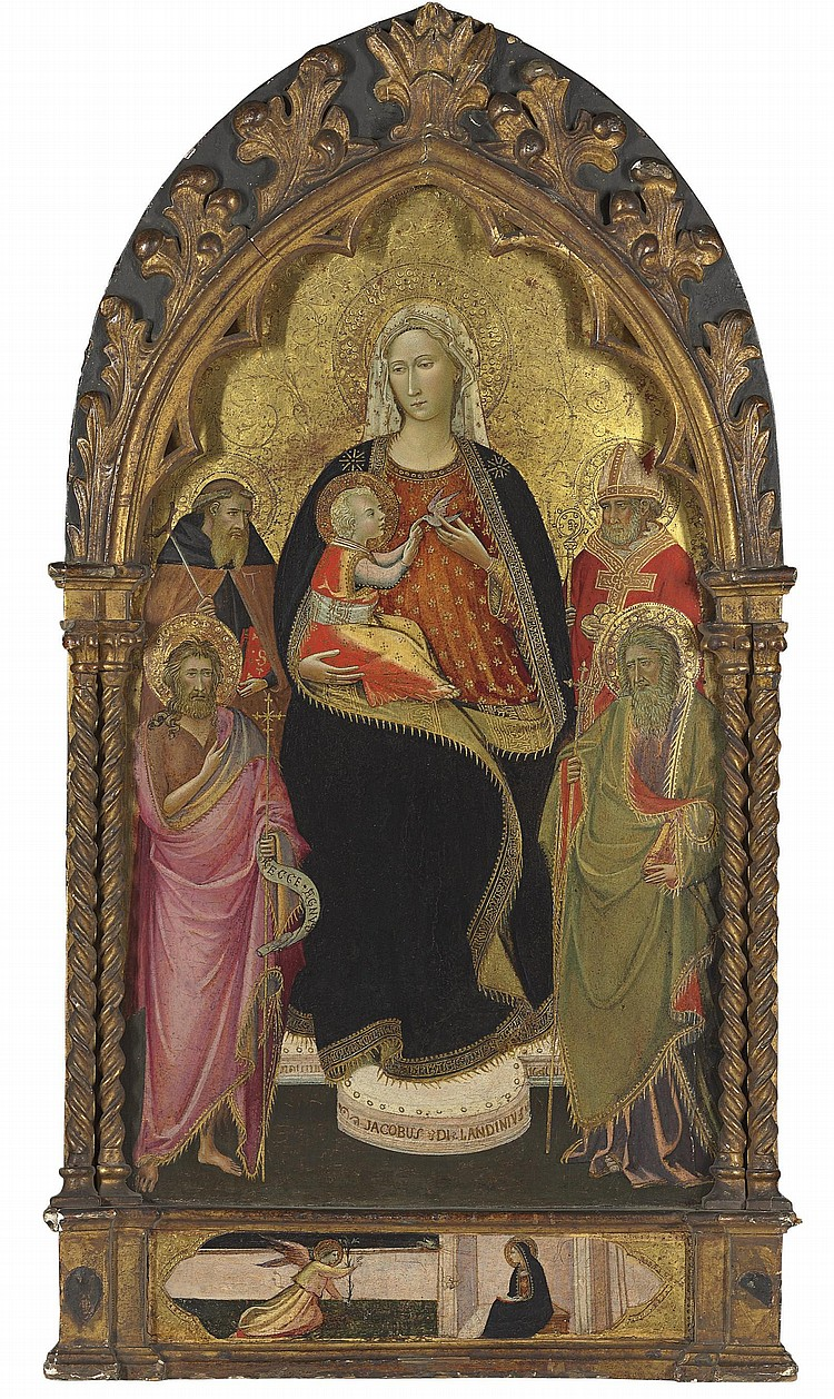 Giovanni dal Ponte Florence 1385-1437/38