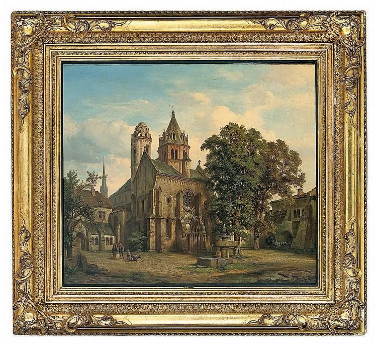 Albert Emil Kirchner (German, 1813-1885)