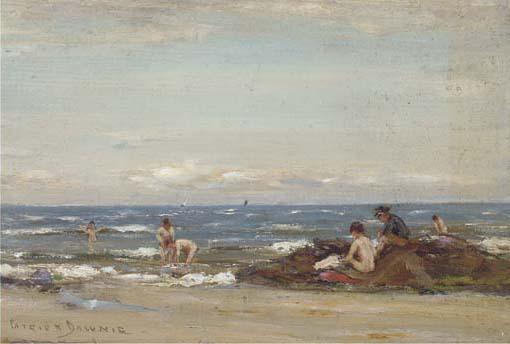 Patrick Downie, R.S.W. (1854-1945)