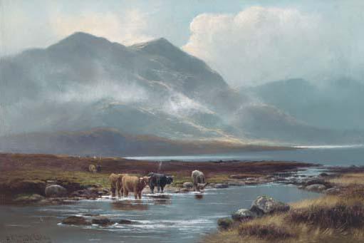 Henry Hadfield Cubley (Fl.1844-1902)