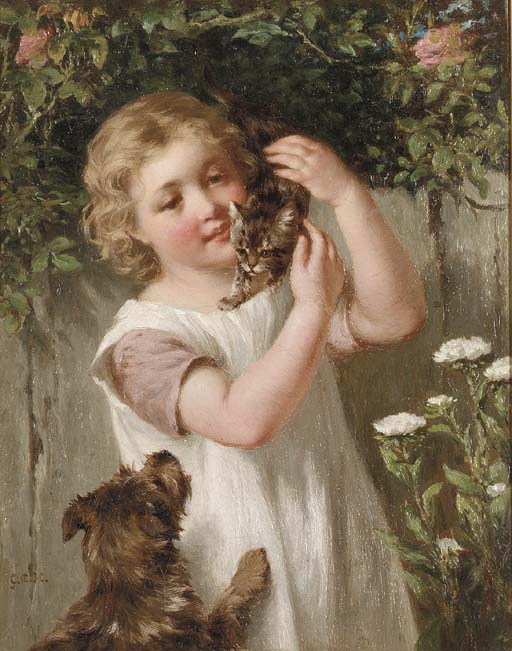 George Augustus Holmes, R.B.A. (fl.1852-1911)
