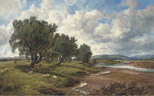 Arthur Perigal, Jnr., R.S.W., R.S.A. (1816-1884)