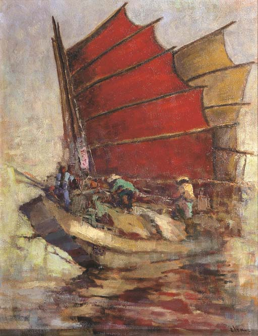 <B>FRITS OHL</B> (Indonesia 1904-The Netherlands 1976)