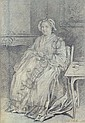 Charles-André Vanloo, called Carle Vanloo (Nice 1705-1765 Paris), Carle Van Loo, Click for value