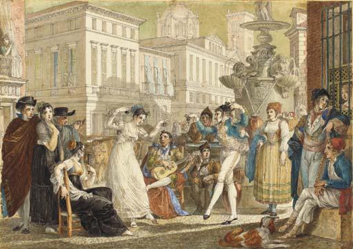 Jean-Démosthène Dugourc (Versailles 1749-1825 Paris)