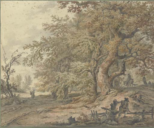Pieter Barbiers (Amsterdam 1717-1780)